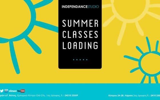 Summer Classes