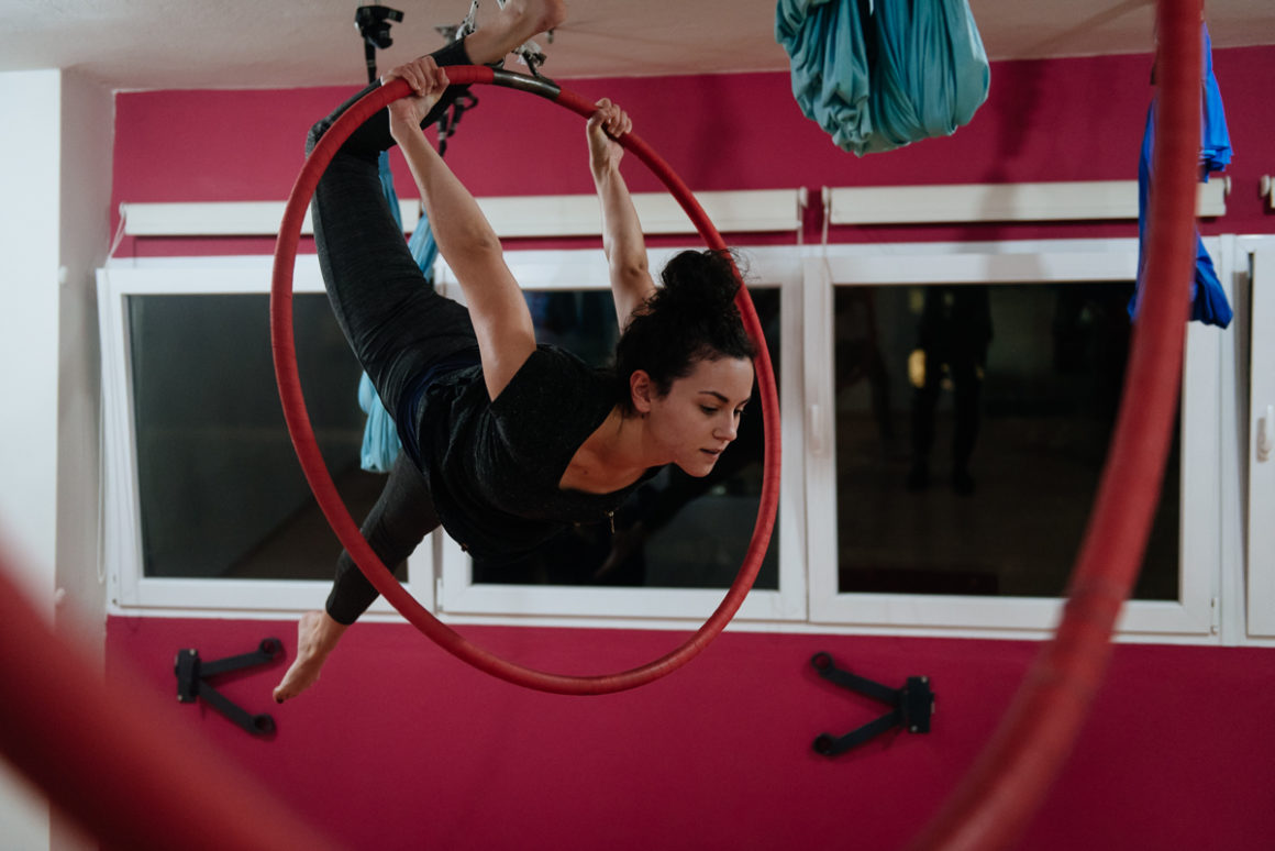 Aerial Hoop Workshop Vol2